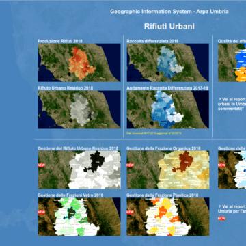 Rifiuti, indice di riciclo regionale al 58%. L'Arpa Umbria comunica il dato