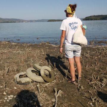 Dal 20 al 23 luglio Goletta dei laghi torna al Trasimeno e a Piediluco
