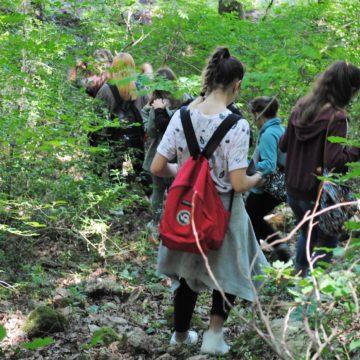 A scuola in natura, alla scoperta della biodiversità