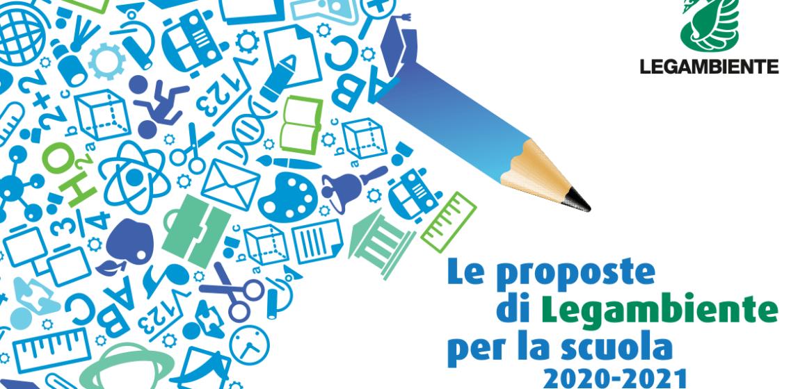 La proposta di Legambiente per le scuole per l'anno scolastico 2020 – 2021