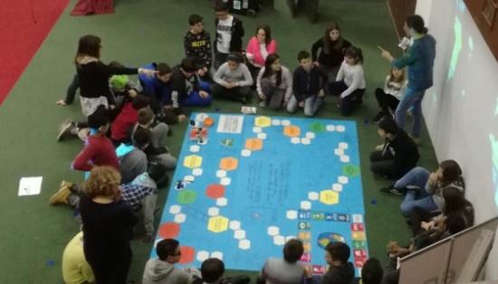 A Scuola di enERGia – progetto didattico in collaborazione tra ERG, Arpa Umbria e Legambiente Umbria per le scuole della provincia di Terni