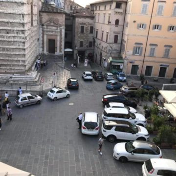 PUMS di Perugia. Dai dati emerge un mostro: la Sosta Selvaggia in centro