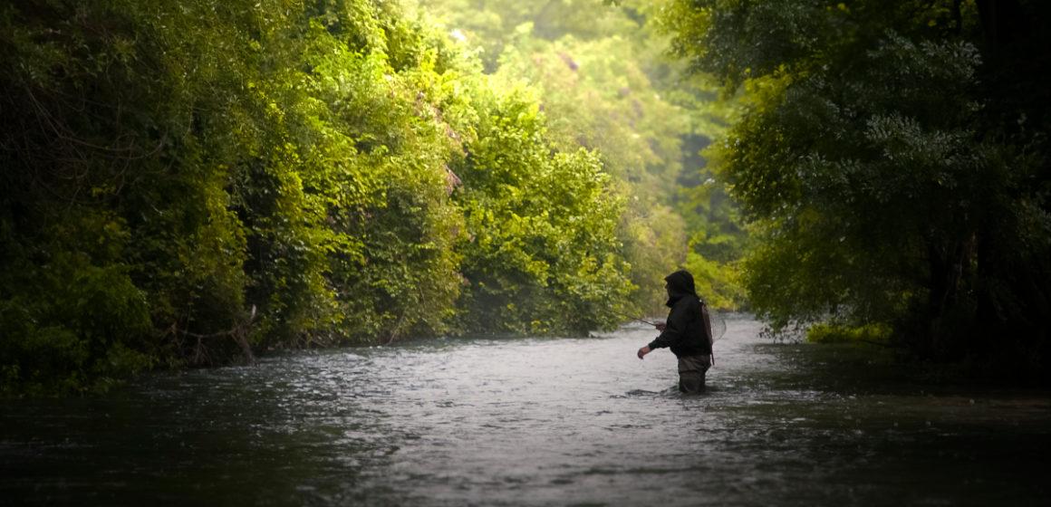 Riapre la pesca nei tratti No Kill della Valnerina