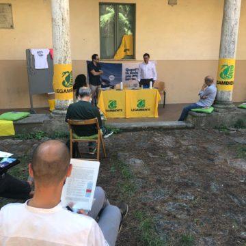 Il monitoraggio di Goletta dei Laghi 2020 di Legambiente in Umbria