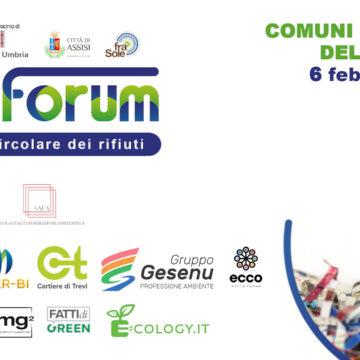 Rifiuti, produzione e recupero: dati e scenari per l'Umbria dal IV EcoForum di Legambiente