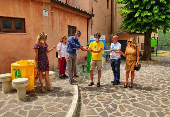"""Con la tappa di Cerreto di Spoleto si chiude la staffetta umbra di """"Appennino Bike Tour 2021"""", di Legambiente e Vivi Appennino"""