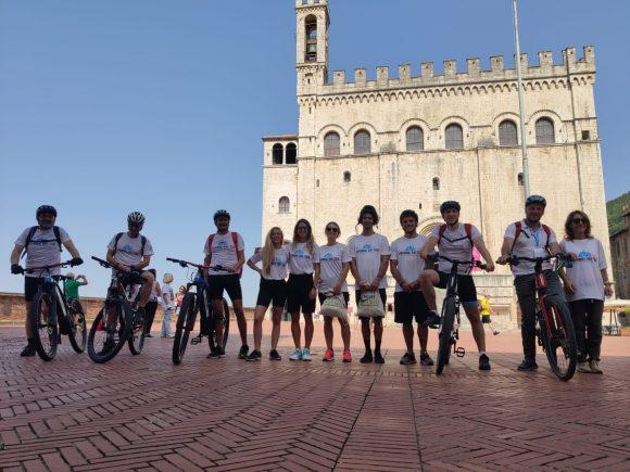 """Arriva in Umbria """"Appennino Bike Tour 2021"""", la ciclovia più lunga d'Italia ad opera di Legambiente e Vivi Appennino"""